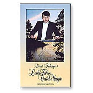 Lake Tahoe Card Magic by Louis Falanga – Book