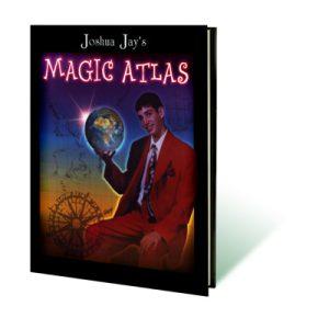 Magic Atlas by Joshua Jay – Book