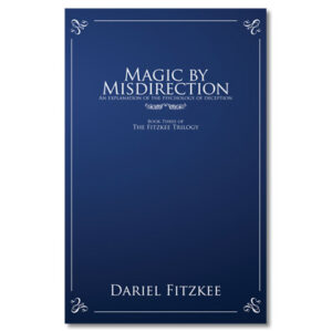 Magic by Misdirection by Dariel Fitzkee – Book