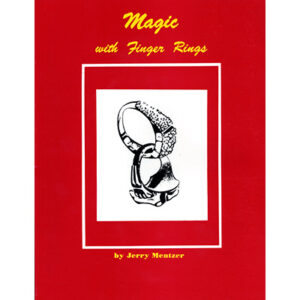 Magic With Finger Rings by Jerry Mentzer – Book