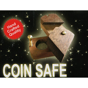 Merlins Coin Safe by Merlins Magic – Trick