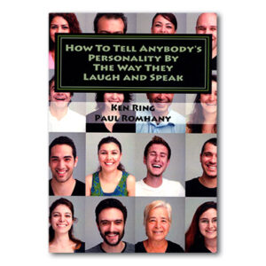 How to Tell Anybody's Personality by the way they Laugh and Speak by Paul Romhany – Book
