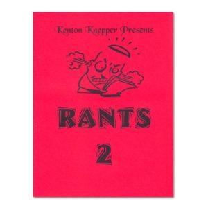 Rants 2 by Kenton Knepper – Book