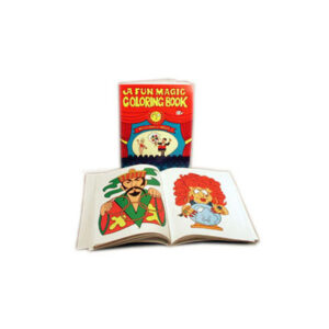 Fun Magic Coloring libros (3 Way) by Royal Magic