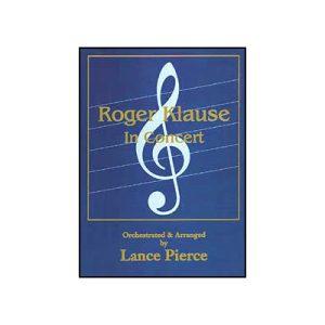 Roger Klause In Concert – Book