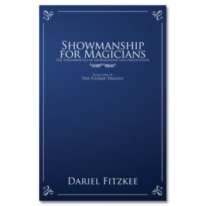 Showmanship for Magicians by Dariel Fitzkee – Book