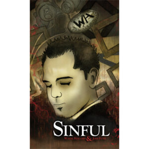 Sinful (Book and DVD) by Wayne Houchin – Book