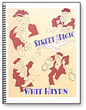 Street Magic Book Whit Haydn
