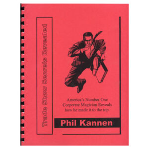 Trade Show Secrets Revealed by Phil Kannen – Book