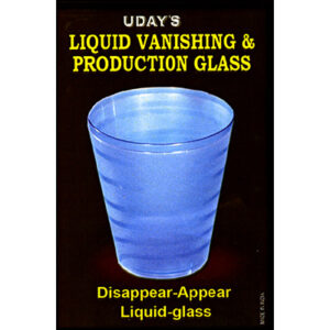 Liquid Vanish & Production Glass by Uday – Trick