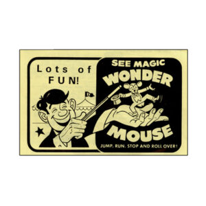 Wonder Mouse  by Fun Inc. – Trick