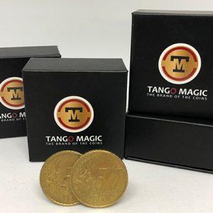 Tango Ultimate Coin (T.U.C)(E0080)50 cent Euro  by Tango – Trick