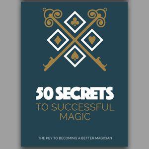 50 Secrets to Successful Magic – Book