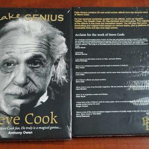 Fake Genius by Steve Cook – Book