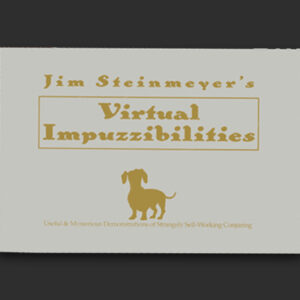 Virtual Impuzzibilities by Jim Steinmeyer – Book