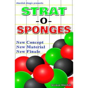 STRAT O SPONGE by Quique Marduk  – Trick