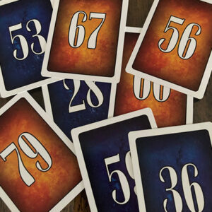NUMBERS by Damien Vappereau – Trick