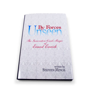 By Forces Unseen by Stephen Minch – Book