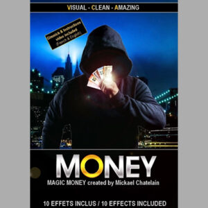 My Magic Money by Mickael Chatelain  – Trick