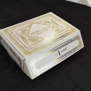 Tumi Magic presents Triple Helix by Snake & John Byng – Trick