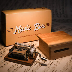 MUSIC BOX Standard (Gimmicks and Online Instruction) by Gee Magic – Trick