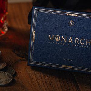 Skymember Presents Monarch (Quarter) by Avi Yap – Trick