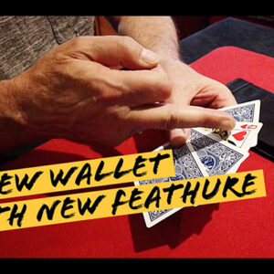 JPV WALLET (Gimmicks and Online Instructions) by Jean-Pierre Vallarino – Trick