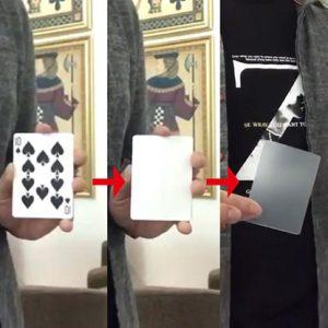 MISSING CARD by JL Magic – Trick