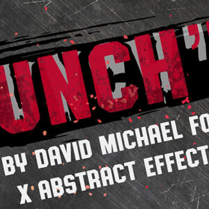 Punch'd (Gimmicks and Online Instructions) by David Michael Fox – Trick