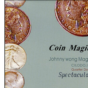 Spectacular (English Penny) by Johnny Wong – Trick
