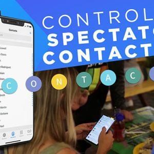 CONTACTUM by Magic Pro Ideas – Trick