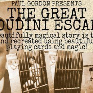HOUDINI ESCAPE by Paul Gordon – Trick