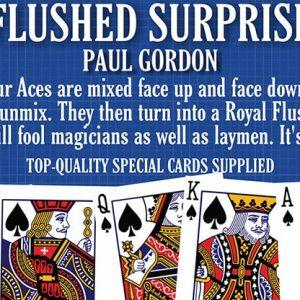 FLUSHED SURPRISE by Paul Gordon – Trick