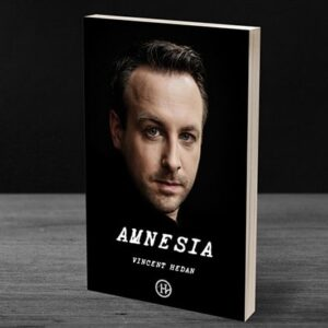 Amnesia by Vincent Hedan – Book