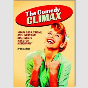 Comedy Climax! by Graham Hey – Book