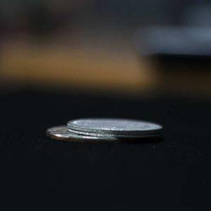 Moneda Morgan 1 Dollar – Réplica (Medio Grosor)