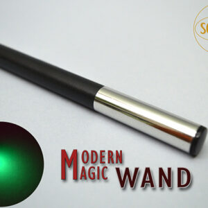 Modern Light Wand GREEN by Sorcier Magic