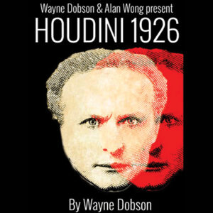 Houdini 1926 by Wayne Dobson and Alan Wong – Trick