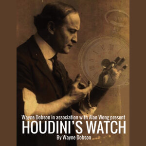 Houdini's Watch by Wayne Dobson and Alan Wong – Trick
