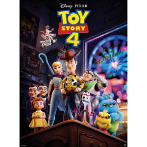 Paper Restore (Toy Story 4) by JL Magic – Trick