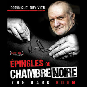 The Dark Room (Gimmicks and Online Instructions) by Dominique Duvivier – Trick