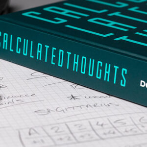 Calculated Thoughts by Doug Dyment – Book