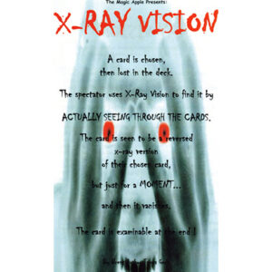 X Ray Vision by Magic Apple – Trick