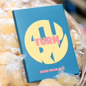 TURN (Gimmicks and Online Instructions) by Peter Pellikaan – Trick