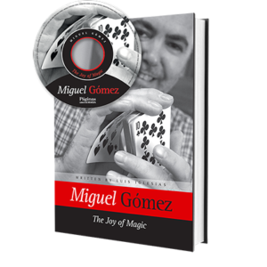 The Joy of Magic (Book and DVD) by Miguel Gómez – Book