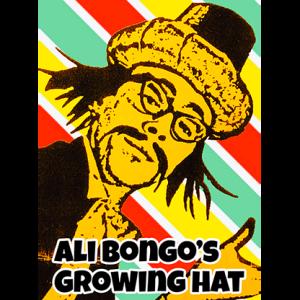 Ali Bongo's Growing Hat by David Charles and Alan Wong – Trick