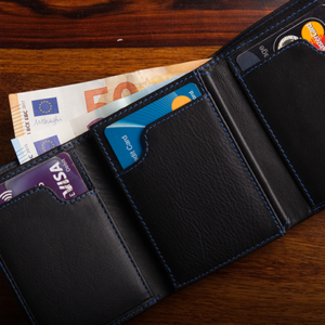 The Peek Note Wallet (Gimmick and Online Instructions) by secret Tannery – Trick