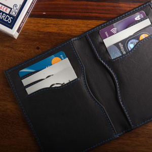 The Rebel Wallet (Gimmick and Online Instructions) by Secret Tannery  – Trick