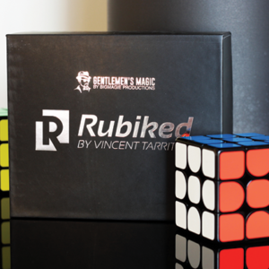 Rubiked (Gimmick and App) by Vincent Tarrit – Trick