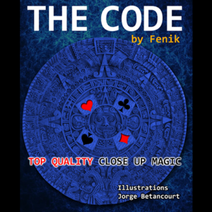 THE CODE (English Version) by Fenik – Book